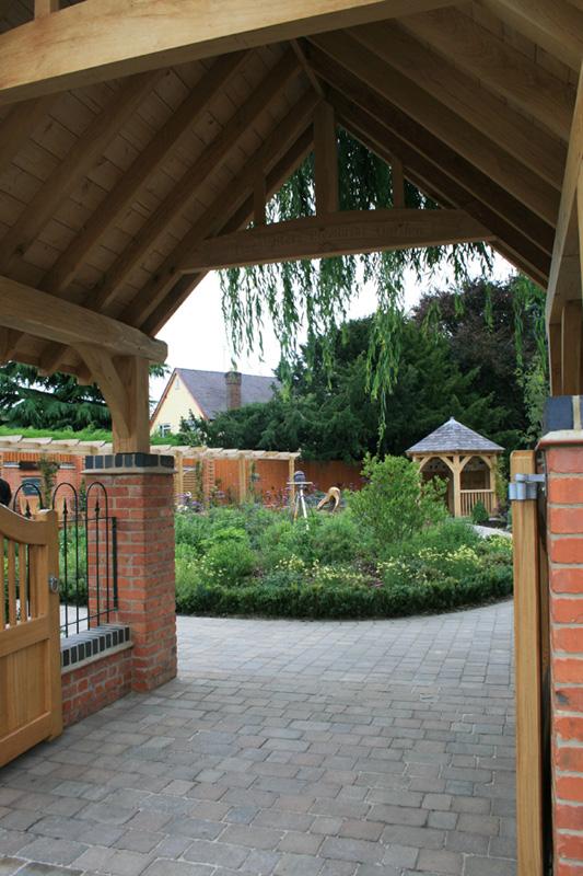 dag portfolio  memorial garden